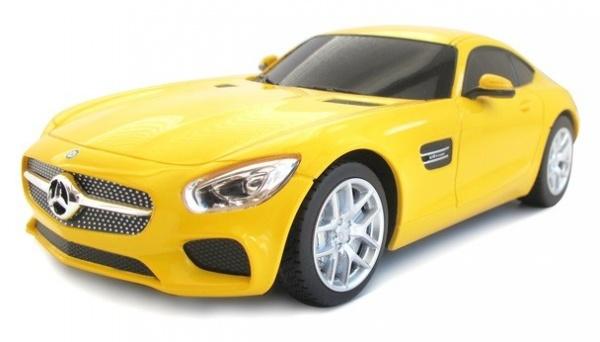 Mercedes-AMG GT 1:24 RTR (AA powered) – žlutý