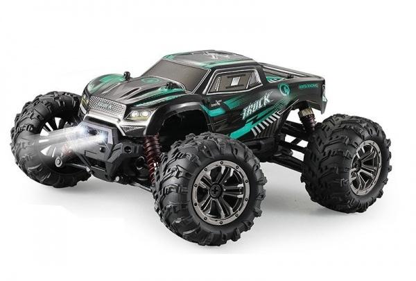 Truck Racing 4WD 1:20 2.4GHz RTR - zelený
