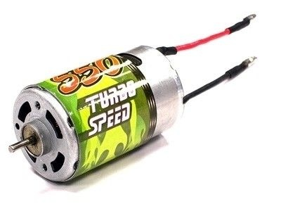 550 Brushed Motor 1pc - H0029