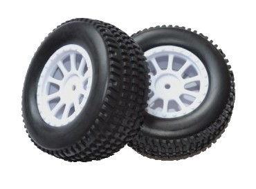 Truck 1:10 wheels 2pcs - 10350