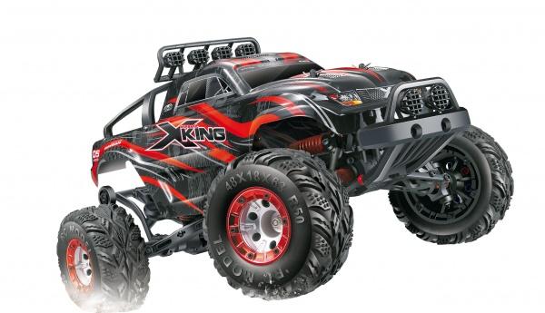 X-King 4x4 - RC auto 1/12, RTR