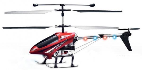 MJX T-04c - odolný vrtulník s kamerou a FPV přenosem videa