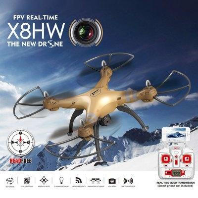 SYMA X8HW Wifi FPV přenos videa + barometr