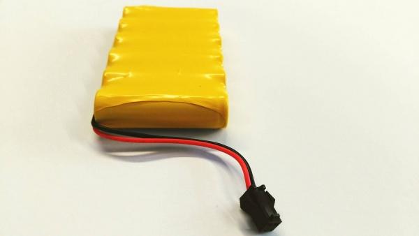Akumulátor pro Vodotěsného crawlera 2000 mAh 7,2V Nimh