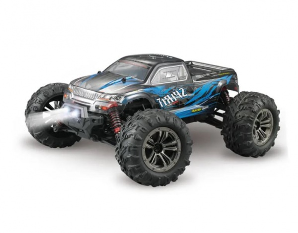 Spirit Q901 1/16 RTR - Modrá