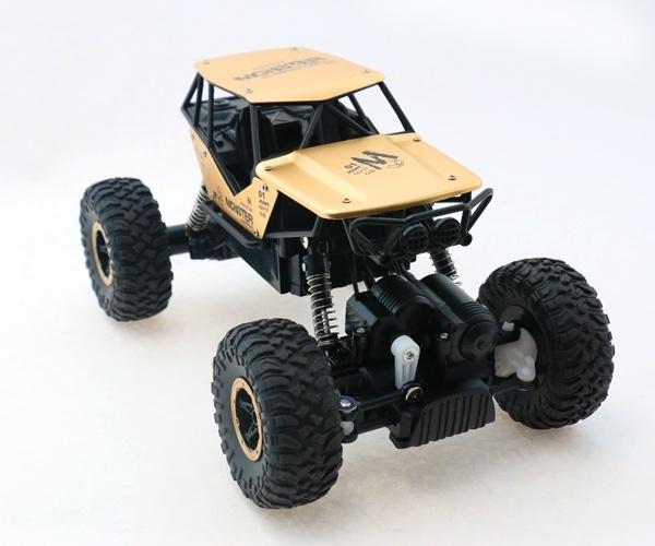 Strong Crawler 4x4 s kovovými díly