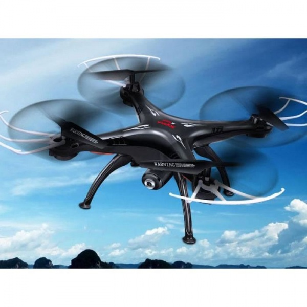 Syma X5Csw PRO - 40 minut letu - WiFi kamera s online přenosem