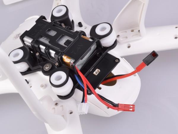MJX X101 - bez kamery - zabiják X8C