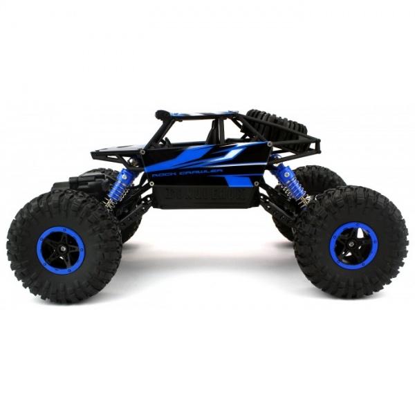 CONQUEROR PRO 4x4 - 80 minut jízdy - 1/18 - malý crawler