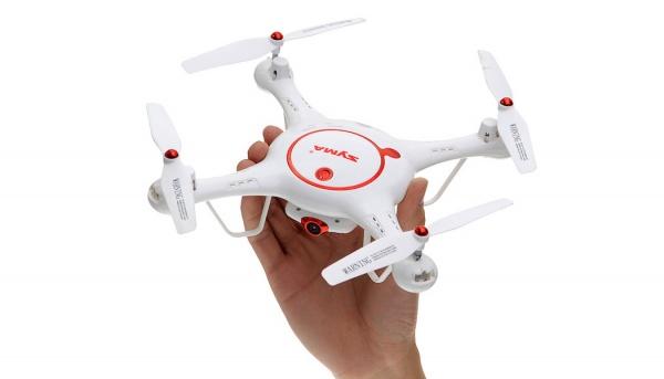 SYMA X5UC - dron s barometrem a HD kamerou