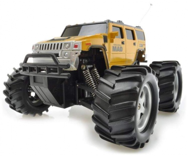Monster Truck 1:16 - auto na vysílačku - poškozené levé rameno