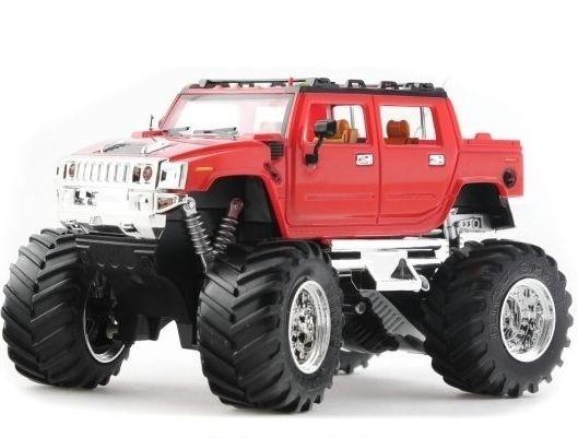 Mini RC Hummer - nejezdí