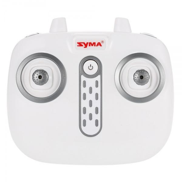 SYMA X8PRO  s GPS + 3xAKU = 40 minut letu