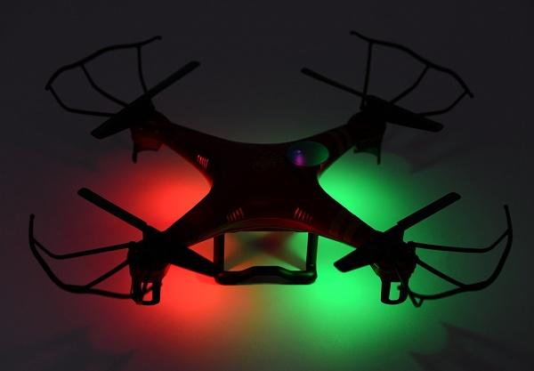 Vodotěsný dron XBM-50 s HD kamerou