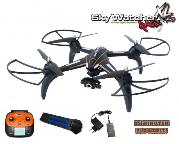 SKY WATCHER RACE XL PRO s 2os. GIMBALEM - Černý