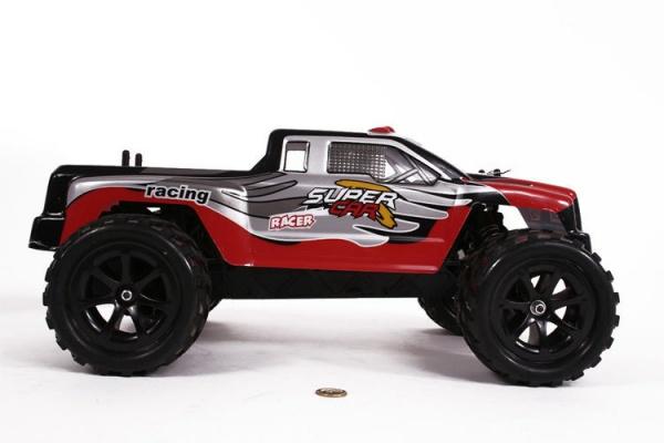 Monster Truck Expert -chybí řídící jednotka