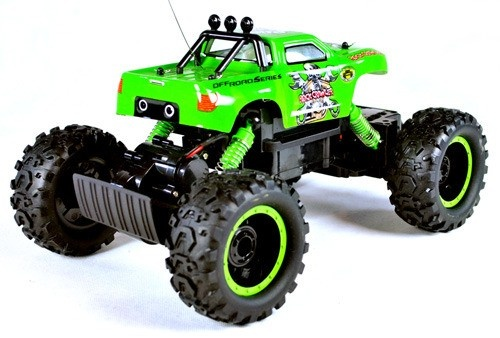 ROCK CRAWLER 1/14 - vada esc