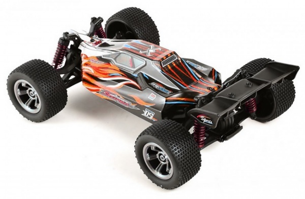 OFF-ROAD COMPETITION BUGGY 2WD - bez aku