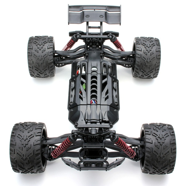 Truggy 1/12, 2WD, 38km/h, 2,4Ghz - zelená