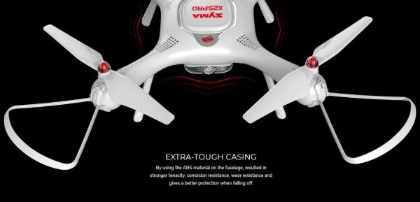 SYMA X25PRO+ dron s GPS, 2x akumulátor