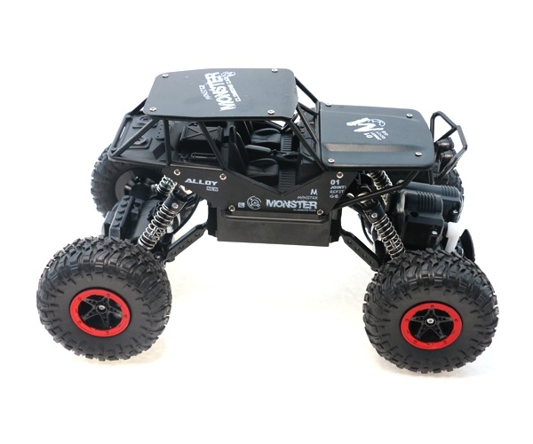 Strong Crawler 4x4 s kovovými díly - zlatý