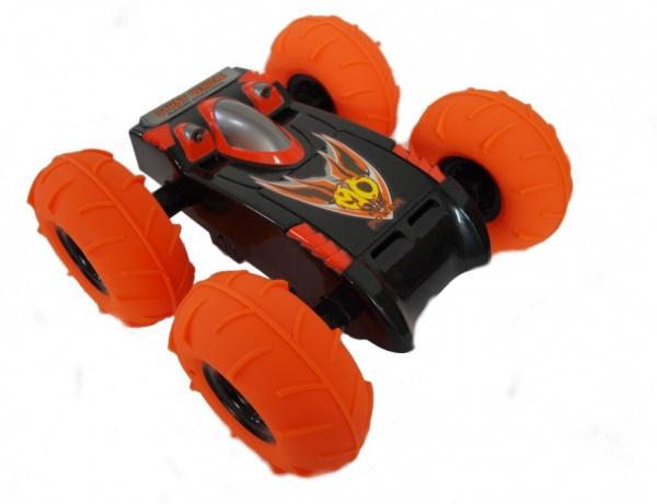 RC EXTREME Stunt II. - chybí kolo a kryt baterie