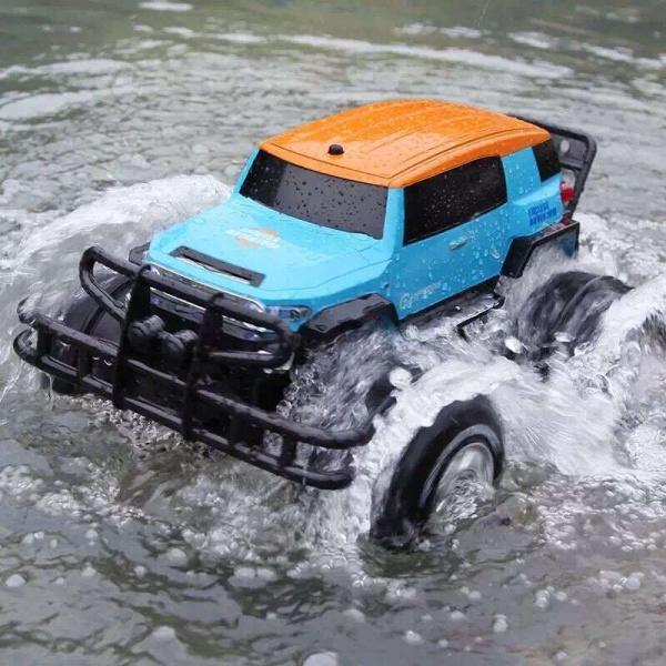 Vodotěsný CRUISER 1/10 - obojživelné RC auto