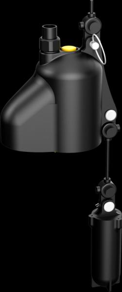Podvodní dron pro sledování ryb Chasing F1