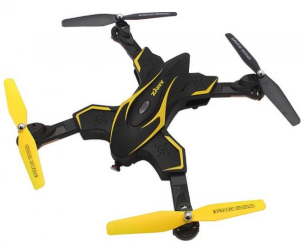 Syma X56W - skládací dron optickým držením pozice