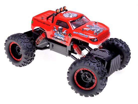 ROCK CRAWLER 1/14 - Trialové auto na dálkové ovládání