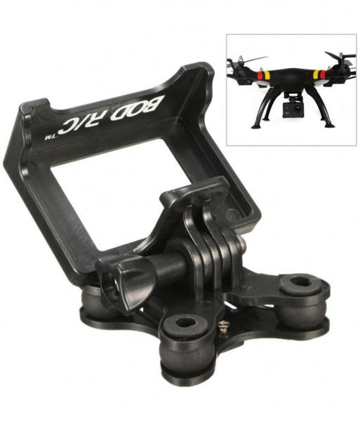 Držák kamery GoPro, SJCAM, XIAOMI dronu SYMA X8, X8C, X8HW, X8HC, X8W, X8HG...