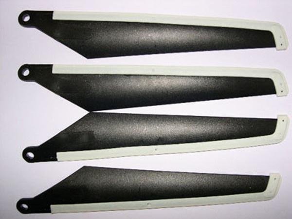 Sada listů pro velké modely, 22,4cm, 4ks, pro modely 9077, 811, 811B, 827, 9060