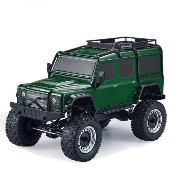 Land Rover Defender 1/8 - 50cm - zelený