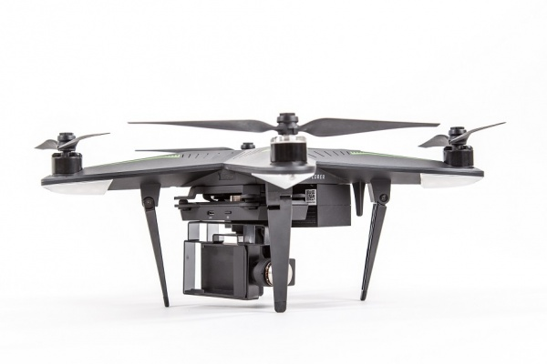 Xiro Xplorer G - dron vhodný pro GoPro Hero kameru