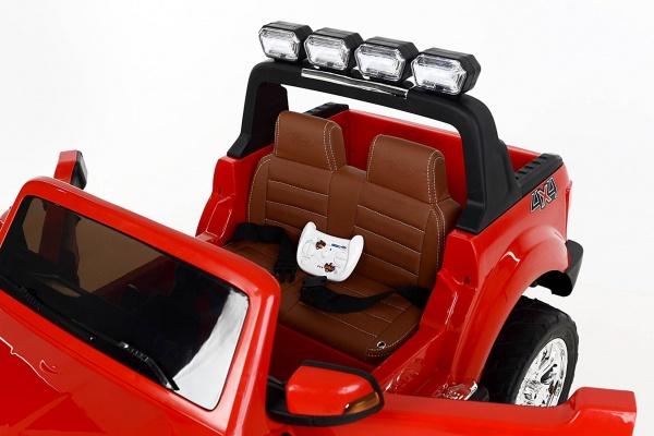 Elektrické autíčko Ford Ranger Wildtrak LUX 4x45W s LCD obrazovkou