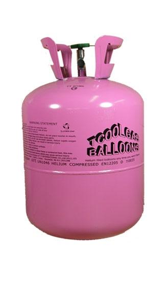 Helium do 30ti balónků 250l