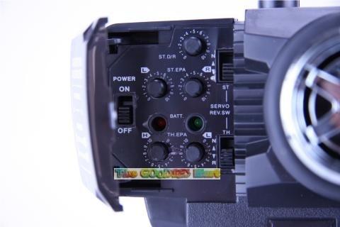 BRONTOSAURUS 1/10, HSP, 2,4Ghz RTR