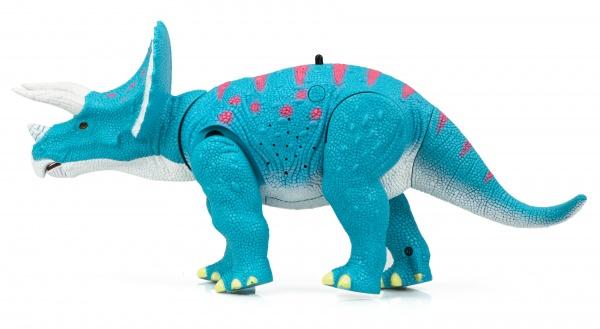 RC Dinosaurus Triceratops - na vysílačku