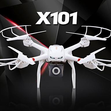 MJX X101 - s WiFi-HD kamerou C4008 - zabiják X8C