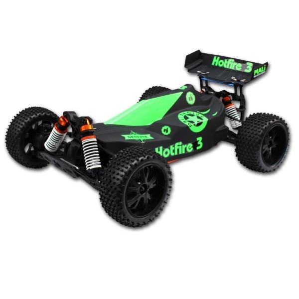 HotFire Buggy 3 se střídavým motorem 1/10 XL