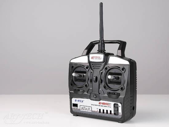 Vysílač 2,4Ghz, 4ch, art-tech