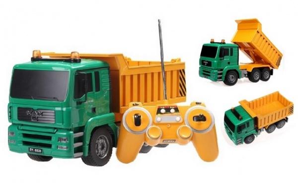 RC nákladní auto 1/20 TGS 41.440