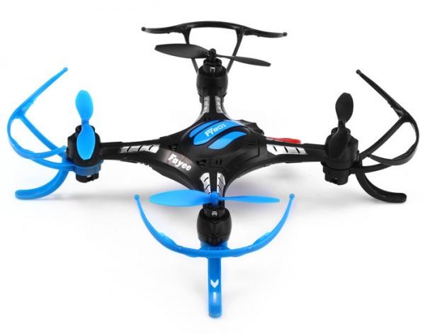 FAYEE FY801 - umí létat trvale vzhůru nohama