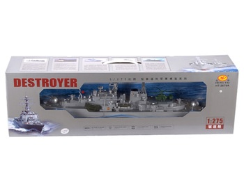 Ruský torpédoborec Sovremennyj 956A 1/275