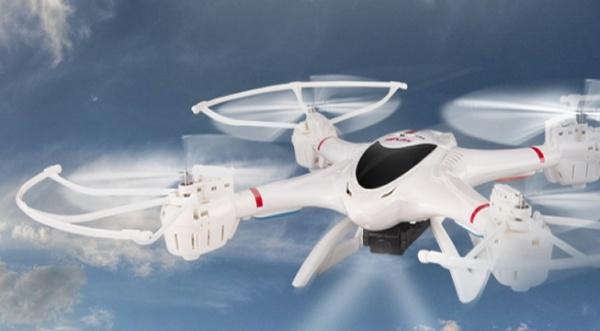 MJX X400 - RC dron s online FPV přenosem