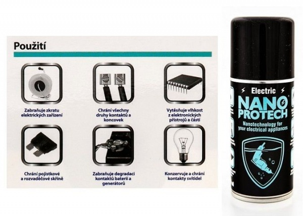 NANOPROTECH Electric 150ml