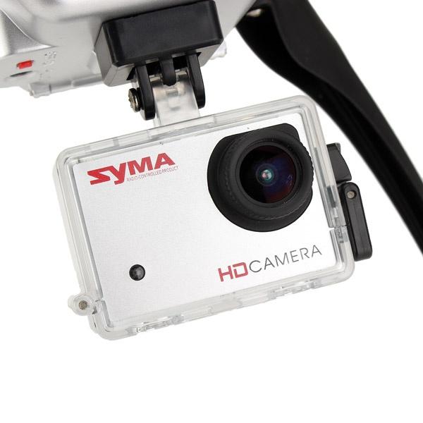 SYMA X8CG - 5Mpix HD kamera - dlouhá doba letu