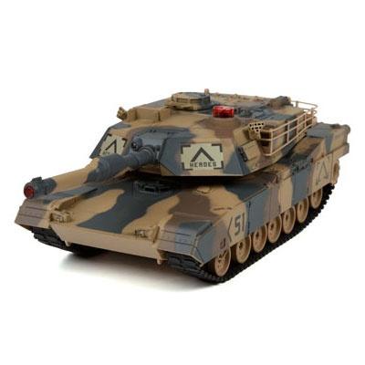 Abrams 1/24 - infra střely