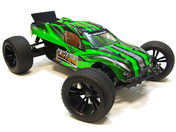 HSP Katana 2,4 GHz - RC truggy 1/10