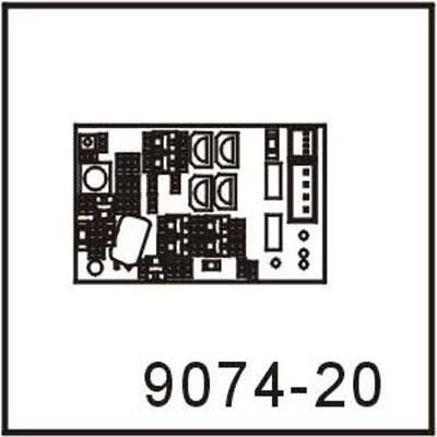 9074-20, řídící jednotka pro craft 9074
